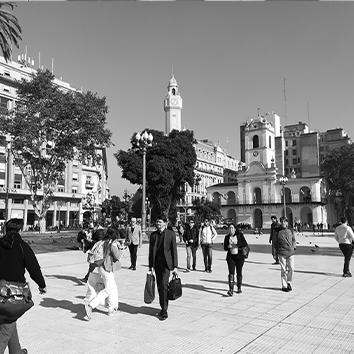 Bueno Aires par Philippe Panerai