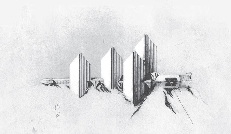 L'ivresse de la feuille blanche, l'architecture aux Beaux-Arts avant 1968. Dernière parution de Philippe Panerai